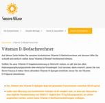 Screenshot Vorschaubild sonnenallianz.de.